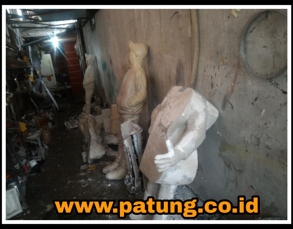 Tempat Pengrajin Patung di Jakarta Selatan